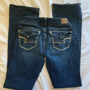 American Eagle Outfitters Artist boot cut jeans